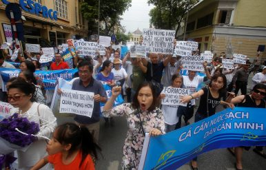 Vietnam's Growing Environmental Activism