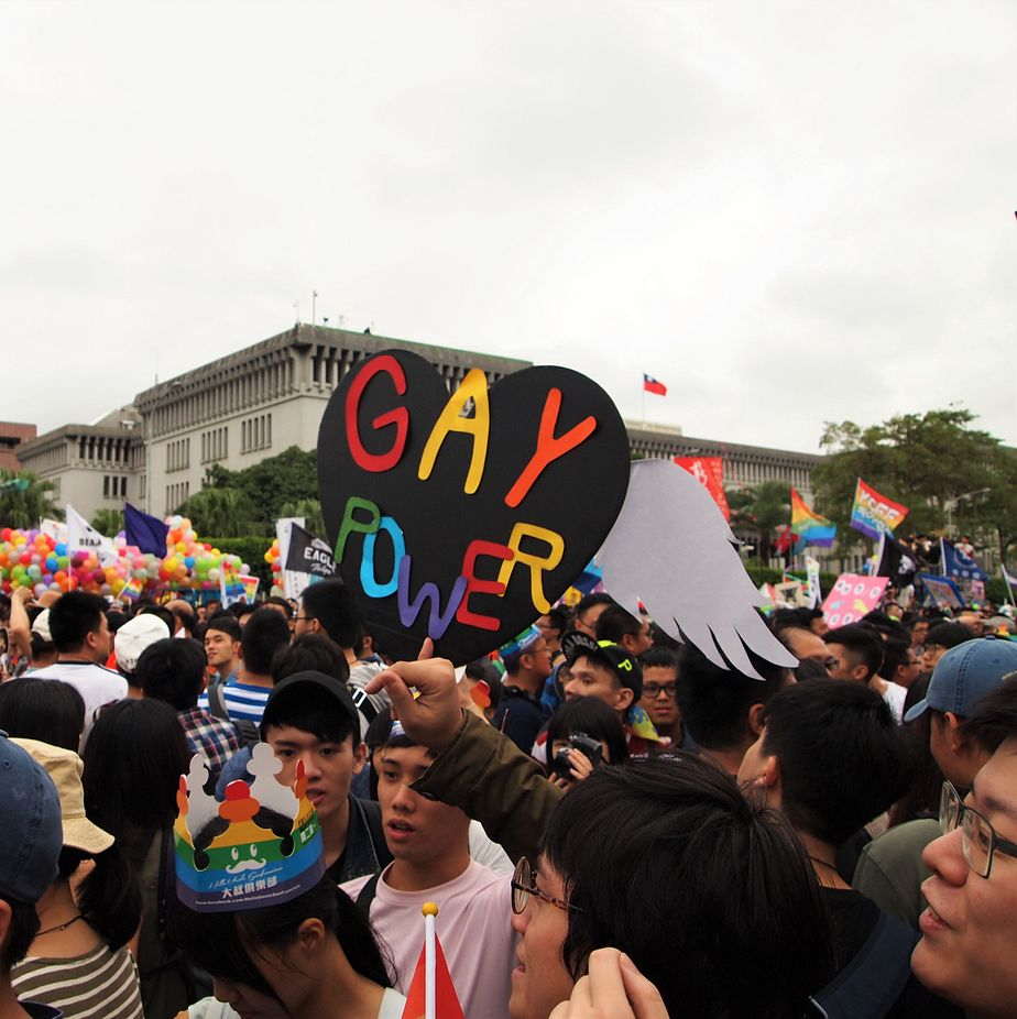 Singapore's Annual Pink Dot Gay Rights Rally Sees Largest Turnout