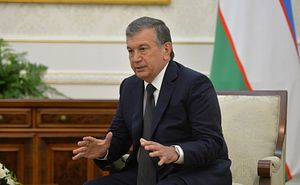 Uzbekistan Dismisses Long-Serving and Much-Feared Security Service Chief