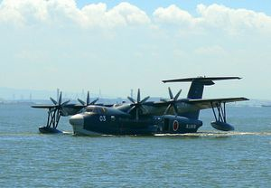 India, Japan Amphibious Aircraft Likely to Be Concluded