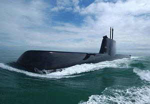 ROK Navy's Latest Diesel-Electric Attack Sub to Deploy in May