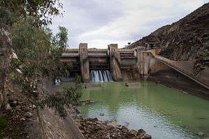 Afghanistan and Pakistan's Looming Water Conflict