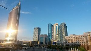 Building Collapse an Ill-Omen for Kazakh EXPO 2017