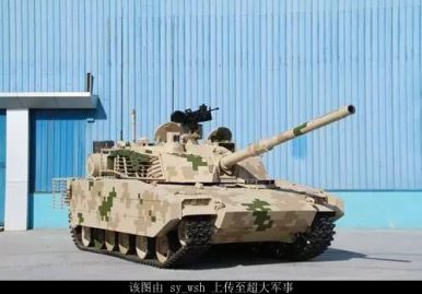 China Tests New Tank in Tibet