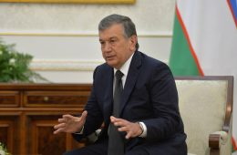 What to Expect from Uzbekistan's Presidential Election