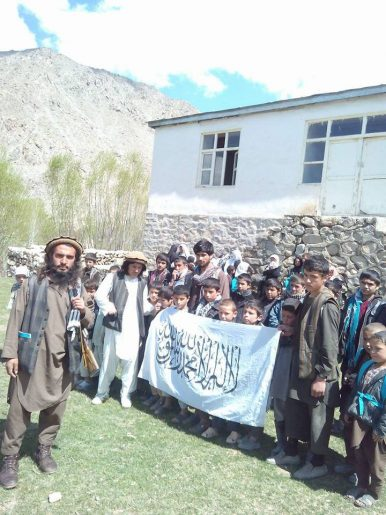 The Schools of the Taliban