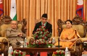 What's India's President up to in Nepal?