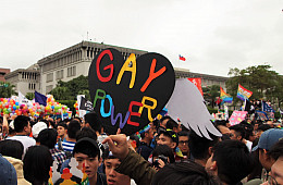 Gay Rights on the March in Taiwan