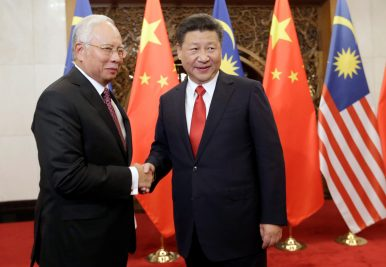 Malaysia Is Not Pivoting to China With Najib's Visit