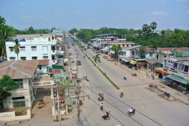 Myanmar's Road Construction Plans: Potholes Ahead