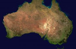 Humans Arrived in Australia 49,000 Years Ago
