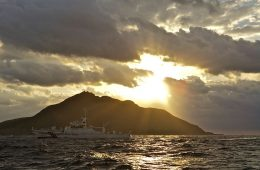 East China Sea: Japan Protests As Chinese Coast Guard Vessels Enter Disputed Waters