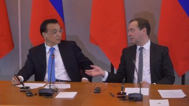Turnover Tour 2020 China and Russia Aim to Increase Trade Turnover to $200 Billion by