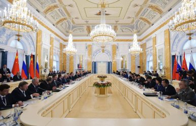 Can China's Ambitious OBOR Mesh With Russian Plans in Eurasia?