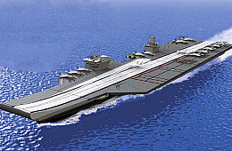 Future of India's Supercarrier Program Still Uncertain