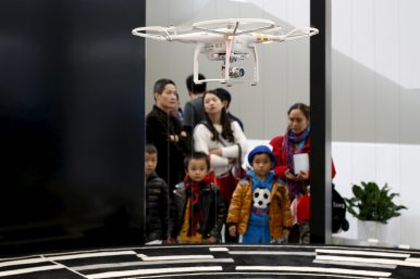 Increasing China's Food Supply – With Drones