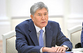 Kyrgyz President Wants to Talk to Trump About RFE/RL