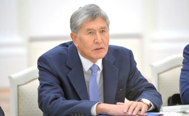 Atambayev Targets Political Opposition with Corruption Allegations