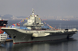 What Does China's New Aircraft Carrier Mean for the <em>Liaoning</em>?