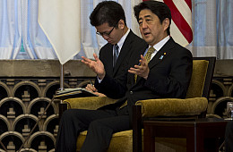 What Should Shinzo Abe Say to Donald Trump?