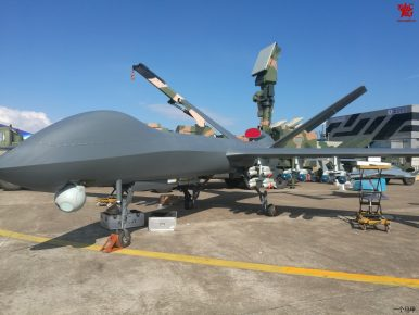 China's New Killer Drone Ready for Mass Production
