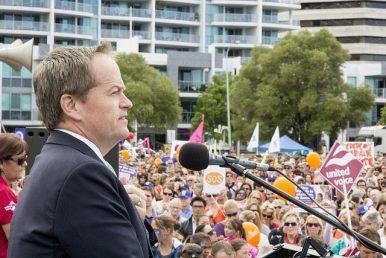 Australian Politicians Look to Ride Trump's Nativist Wave