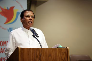 Sri Lanka's Coalition Government Is Rotting From Within