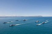 New Zealand Navy Holds International Review for 75th Anniversary