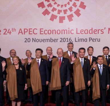 Asia-Pacific Economies Find their Groove