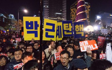 Specter of Impeachment Grows for South Korea's President