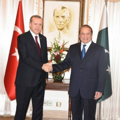 Political Scandals Bring Pakistan and Turkey's Leaders Together