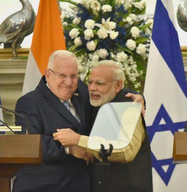 An India-Israel Entente