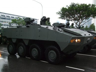 China Protests Singapore's Military Exercise With Taiwan