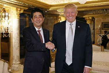 'The Mother of All Deals': Abe Could Gift Trump a Trade Pact
