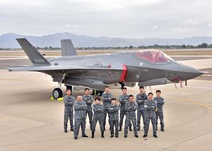 Japan Air Self Defense Force Stands Up First F-35A Lightning II Fighter Squadron