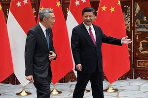Lee Kuan Yew's Legacy for China-Singapore Relations