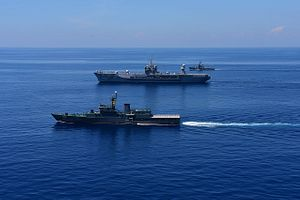 Sri Lanka's Quest for Strategic Prominence in the Indian Ocean