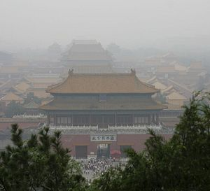 Factories Shut Down, Cars Stopped as China Struggles With Smog
