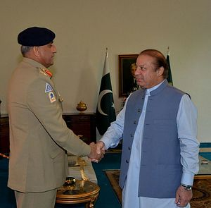 Pakistan's Military Deletes a Controversial Tweet, Raising Questions