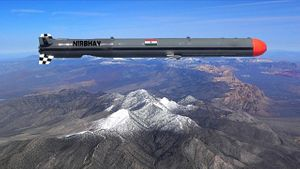 Bad News for India's Deadliest Sub: Nirbhay Cruise Missile Fails Test (Again)