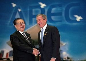 Bush Gave China Permanent Normal Trade Relations Status With the US 15 Years Ago. What Did That Change?