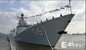 The Chinese Navy's Destroyer Fleet Will Double by 2025. Then What?