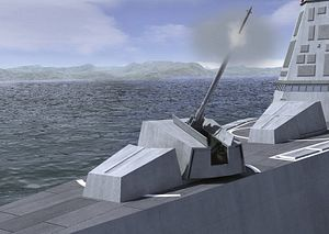 US Navy Mulls New Projectile for Most Advanced Warship