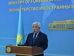 Kazakh Shuffles: 2 Ministers Dismissed, 1 Reportedly Under Investigation