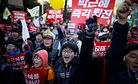 After President's Impeachment, a Stress Test for South Korea