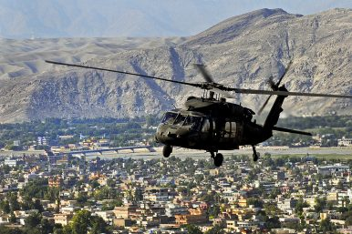 US to Replace Russian Mi-17s With Black Hawk Helicopters in Afghanistan