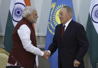 India's Connect Central Asia Policy