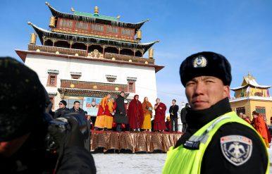 The Dalai Lama in Mongolia: 'Tournament of Shadows' Reborn