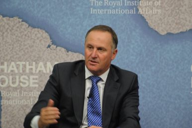 Say It Ain't So: New Zealand Prime Minister Calls It Quits