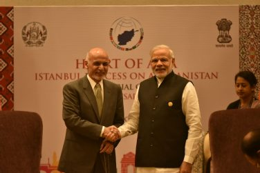 The Emerging India-Afghanistan Front Against Pakistan